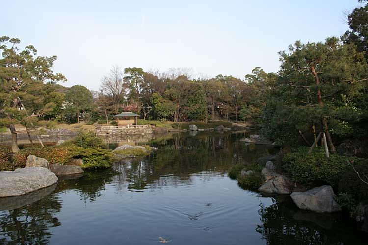 白鳥庭園-熱田区熱田西町2-5<br>中部地方最大級の規模[13/22]