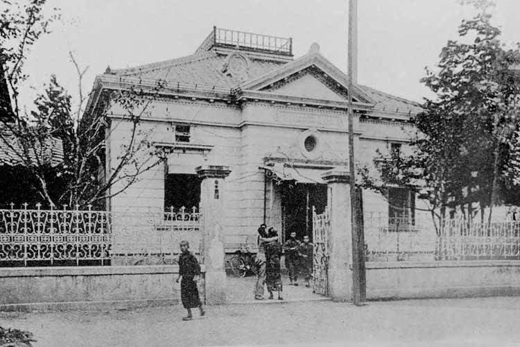 名古屋株式取引所<br>明治19年(1886)設立[8/21]