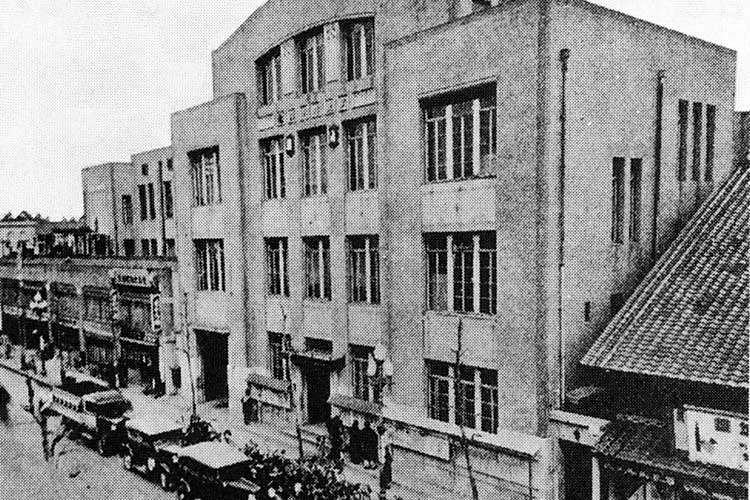 新愛知新聞<br>明治21年(1888)に創刊[14/21]