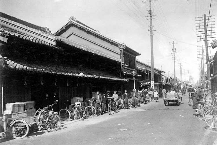 滝兵商店-文政8年(1825)<br>古知野から名古屋に出店[15/21]