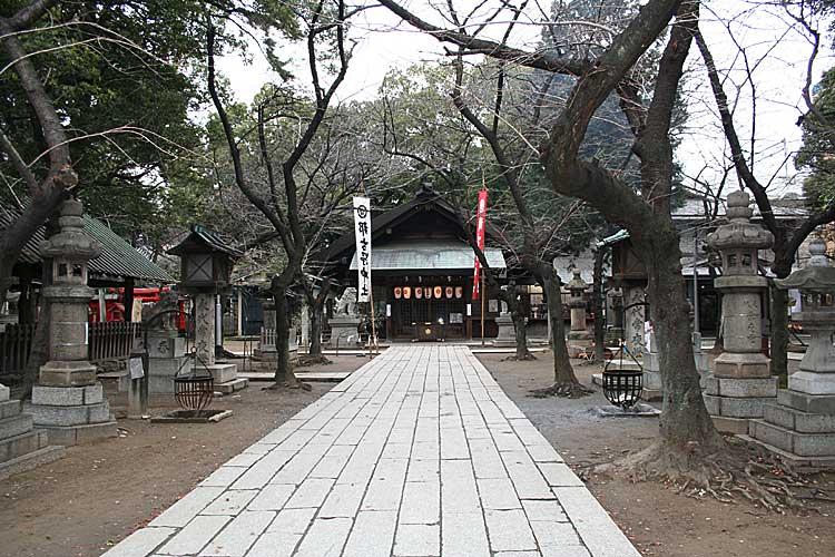 那古野神社<br>(2011年撮影)[7/22]