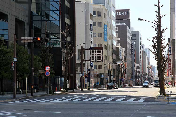 本町通-伝馬町方面<br>(2012年撮影)[15/22]