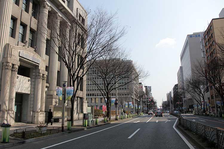 広小路本町付近東方向<br />(2012年撮影) [11/24]