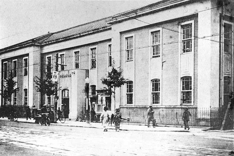 名古屋郵便局-明治20年<br />(1887)に移転新築[7/23]