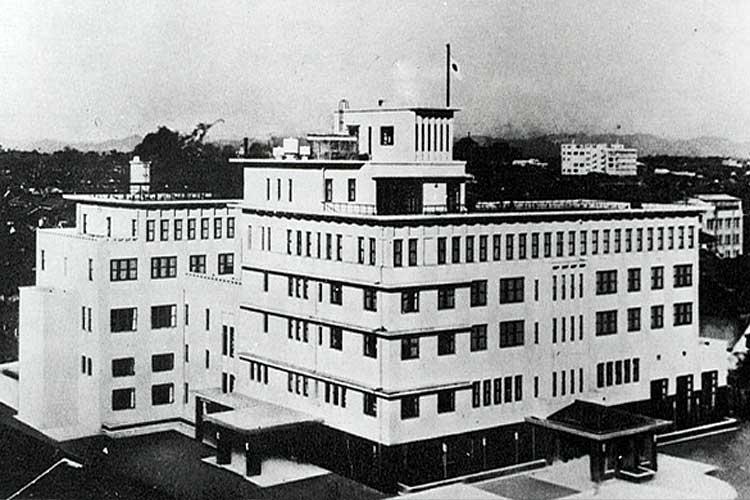 (株)名古屋観光ホテル<br> 昭和9年(1934)発足[15/23]