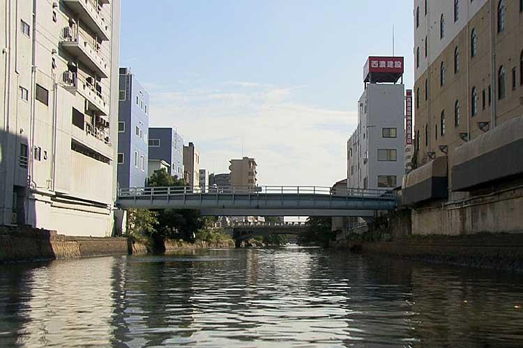 岩井橋へ<br>[12/19]