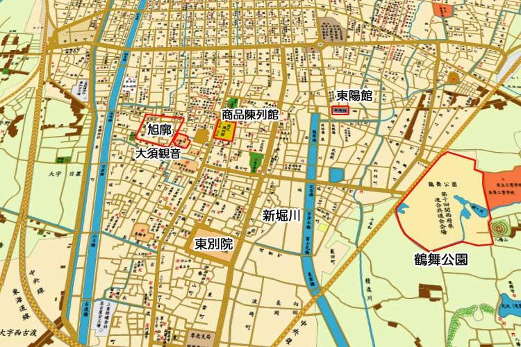 明治末の地図<br>[12/21]