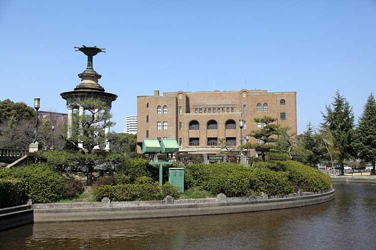 名古屋市公会堂-昭和区鶴舞1-1-3<br>(2012年撮影)[16/22]