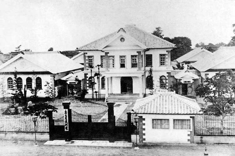 名古屋裁判所<br>明治14年(1881)開所[7/18]