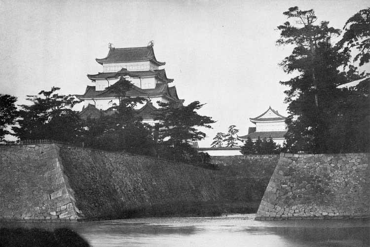 名古屋離宮時代(1893-1930)の<br>名古屋城[10/18]