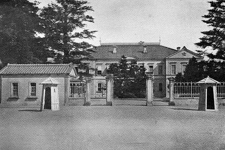 第三師団司令部<br>(1886~1945)[11/18]