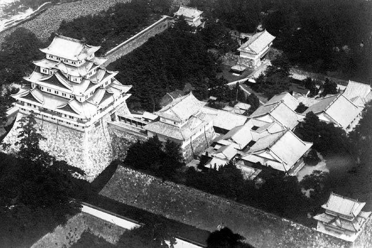 名古屋離宮(1893-1930)から<br>名古屋市へ[3/20]