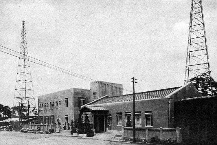NHK名古屋放送局<br>昭和元年(1926)設立[5/20]