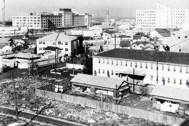 名古屋駅付近(1954年)<br>[15/22]