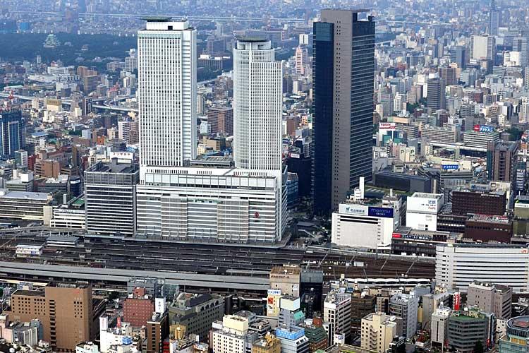 名古屋駅周辺航空写真(2008年撮影-名古屋市広報課)[4/24]